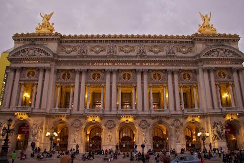 Photo Opéra Garnier