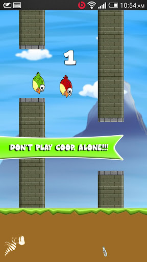 Double Flappy screenshot 14