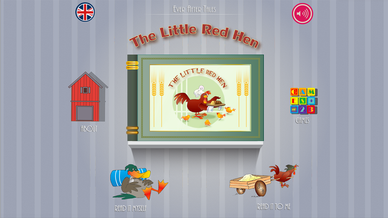 The Not-So Little Red Hen- screenshot