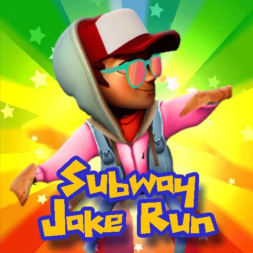 Subway Jake Run Surf