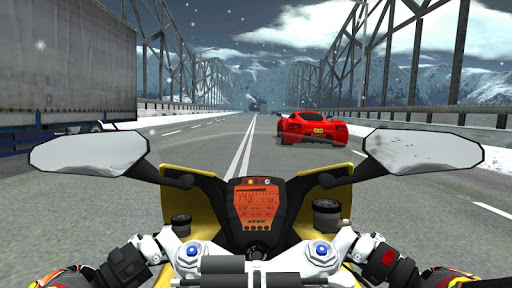 Moto Racing 3D  screenshots 6