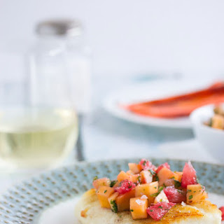 Grapefruit Mango Salsa Recipes