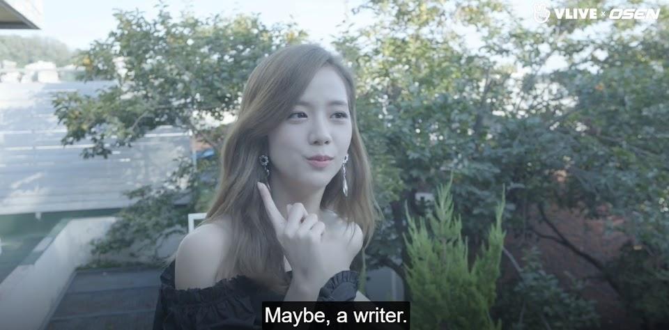 jisoo writer