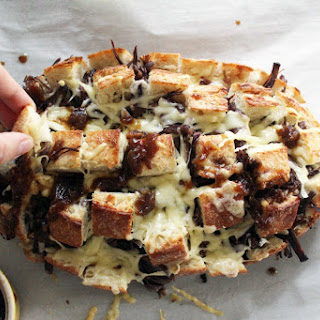 French Onion Shortrib Pull-Apart Bread