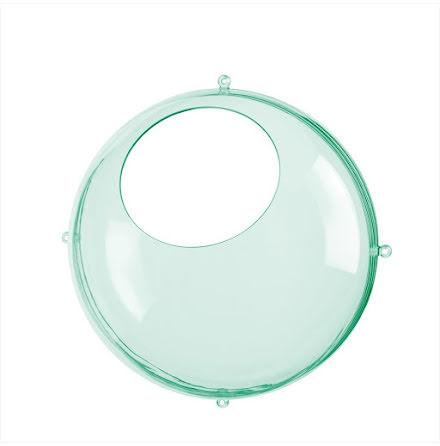 ORION, Förvaringsbubbla ø32cm set/2, jade