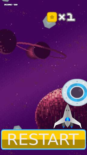 Space Fighter - Galaxy Shooter 2D apkdebit screenshots 4