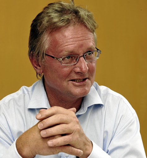 Richard Spoor, the lawyer of Xolobeni anti-mining group.