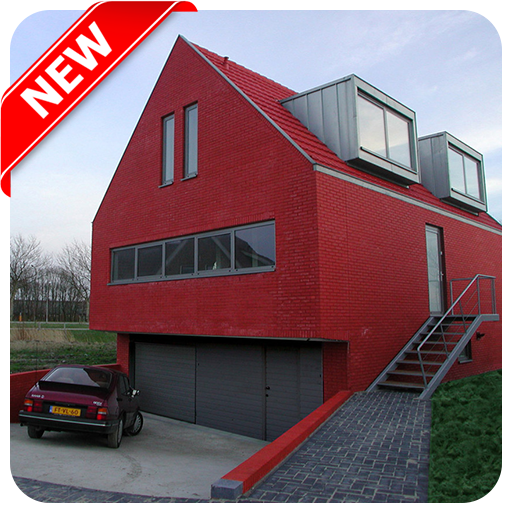 Best Exterior House Paint Color Design Apps Bei Google Play