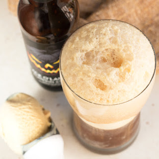 Pumpkin Stout Float