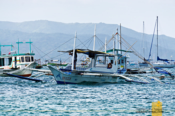 Boracay  Island Hopping Tour Boats