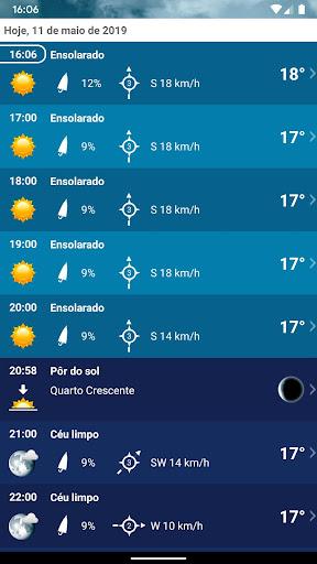 Tempo Brasil Clima XL PRO - previsão 10 dias screenshot 4