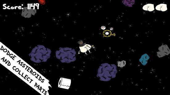 Butts In Space screenshot