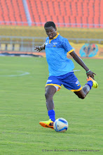 Photo: Amavubi in final training session before game - 13 June 2015  [Training camp ahead of Rwanda Amavubi v Mozambique on 14 June 2015 (Pic © Darren McKinstry / www.johnnymckinstry.com)]