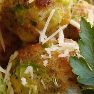 Broccoli Balls Recipes