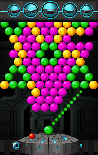 Bubble Star Power - screenshot