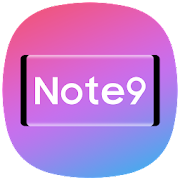 Cool Note9 Launcher for Galaxy Note9