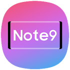 Cool Note9 Launcher for Galaxy Note9 icon