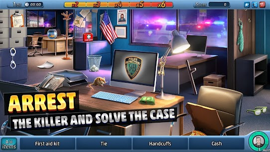Criminal Case: The Conspiracy MOD (Unlimited Energy/Examine) 5