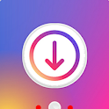 Simple - Photo video downloader For Instagram icon