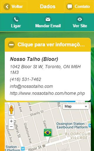 Brazilian Services Toronto- screenshot