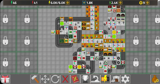 Factory Simulator: Симулятор фабрики  captures d'écran 1