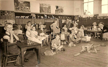 Photo: Wateringbury School 1953 Mrs Bennets Class
