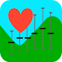 Heart Rate Monitor & Pulse Tracker : active + rest
