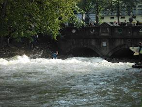 Photo: Inner-city surfers!
