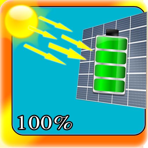 太陽能電池充電器惡作劇 工具 App LOGO-APP試玩