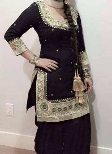 Patiala Shahi Suit Designs