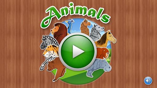Flip and Match Animals