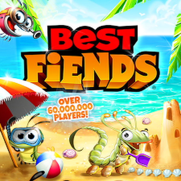 Best Fiends - Puzzle Adventure v4.7.7 [Mod]