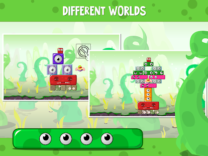 Monsterland. Fairy Tales: logic puzzle family game- screenshot thumbnail
