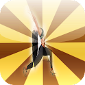 Yoga daily workouts icon