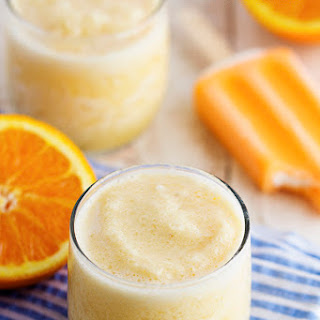 Orange Creamsicle Smoothie.