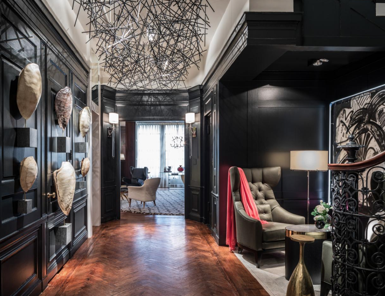 One of the gifts of spring to lovers of design and decor par excellence, is the Kips Bay Designer Show House.