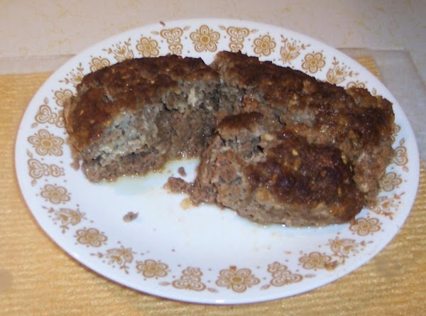 Meatloaf...my Farm Style 1954 Recipe