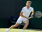 Goffin knalt op één avond voorbij twee tegenstanders naar halve finale tegen Federer