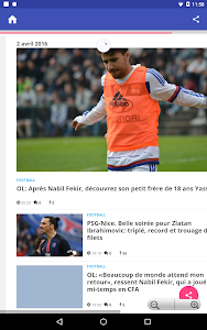 News In French screenshot 3