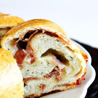 Prosciutto Cheese Bread
