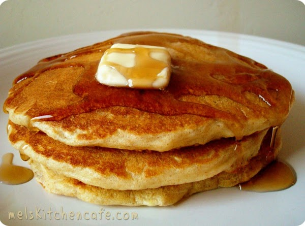 Country Mile Pancakes With 3 Variations Recipe