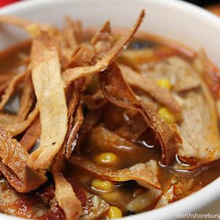 Chicken Tortilla Soup & MzzBev's Mexican Seasoning