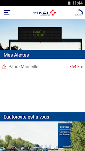 VINCI Autoroutes- screenshot thumbnail