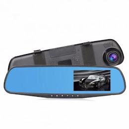 Oglinda retrovizoare tip camera video HD 1080p Night Vision
