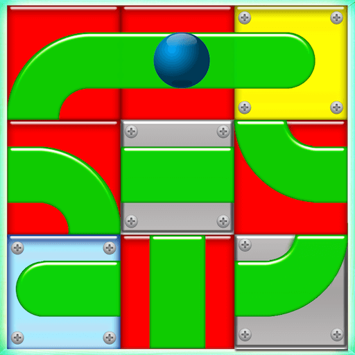 Roll It Slide The Ball Puzzle file APK Free for PC, smart TV Download