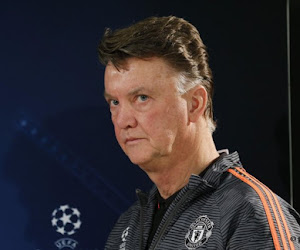 "Van Gaal: ""Je serai parti quand il sera à son top"""