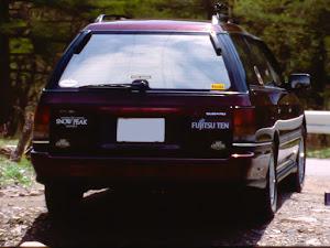 レガシィツーリングワゴン BF5 GT  type S2 1993年式のカスタム事例画像 いりすさんの2018年09月15日22:07の投稿