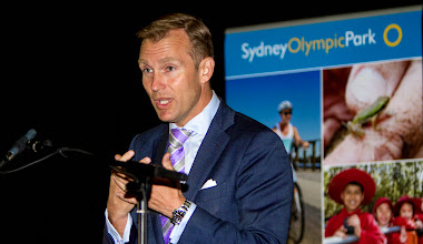 Photo: 2014 Youth Eco Summit at Newington Armory on 22 October 2014.NSW Minister for the Environment Mr Rob Stokes speaking at the 2014 Youth Eco Summit.Photographs by Rick Stevens/20141022