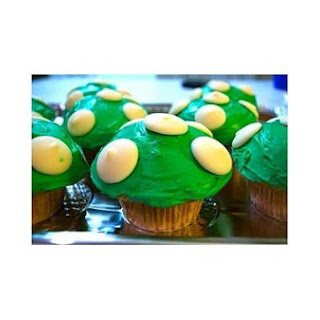 1-Up Cupcakes
