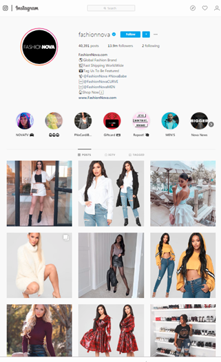 How to Use Instagram to Drive Sale for Fashion Brands